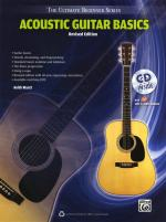 Ultimate Beginner Series: Acoustic Guitar Basics (Revised Edition) Sheet Music
