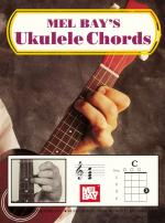 Mel Bay: Ukulele Chords Sheet Music