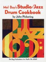 John Pickering: Studio - Jazz Drum Cookbook Sheet Music