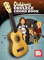 Lee Drew Andrews: Children's Ukulele Chord Book Sheet Music