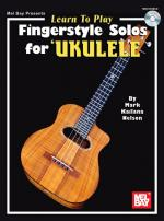 Mark Kailana Nelson: Learn to Play Fingerstyle Solos for Ukulele Sheet Music