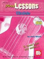 Jerry Moore: First Lessons Ukulele Sheet Music