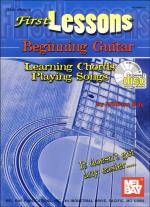 William Bay: First Lessons Beginning Guitar Sheet Music
