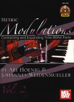 Ari Hoenig: Metric  Modulations, Vol. 2 Sheet Music
