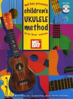 Lee Drew Andrews: Children's Ukulele Method Sheet Music