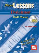 Joyce Ochs: First Lessons Dulcimer Sheet Music