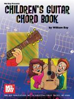 William Bay: Children's Guitar Chord Book Sheet Music