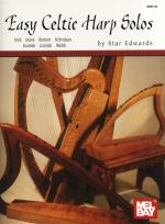 Star Edwards: Easy Celtic Harp Solos Sheet Music