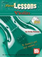 Craig Duncan: First Lessons Violin Sheet Music