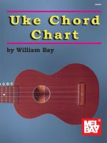 William Bay: Ukulele Chord Chart Sheet Music
