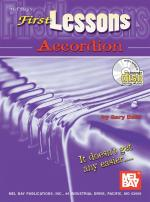 Gary Dahl: First Lessons Accordion Sheet Music