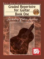 Stanley Yates: Graded Repertoire for Guitar (Book One) Sheet Music