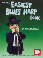 Phil Duncan: Easiest Blues Harp Book Sheet Music
