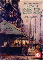 Larry Hallar: French Music for Accordion Volume 1 Sheet Music