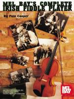 Peter Cooper: The Complete Irish Fiddle Player Sheet Music
