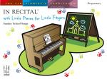 In Recital With Little Pieces For Little Fingers: Sunday School Songs Sheet Music