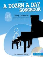 A Dozen A Day Songbook: Easy Classical - Book One Sheet Music
