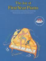 The Joy Of First-Year Piano (With CD) Sheet Music