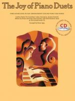 The Joy Of Piano Duets (With CD) Sheet Music
