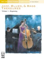 Jazz, Blues & Rags Treasures - Volume 1 Sheet Music
