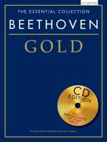 The Essential Collection: Beethoven Gold (CD Edition) Sheet Music