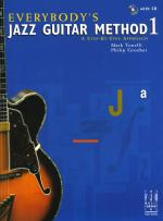 Everybody's Jazz Guitar Method 1 - A Step By Step Approach Sheet Music