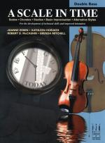 A Scale In Time - Double Bass Sheet Music