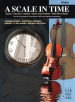 A Scale In Time - Violin Sheet Music