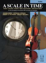 A Scale In Time - Cello Sheet Music