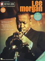 Jazz Play-Along Volume 144: Lee Morgan Sheet Music
