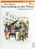 Helen Marlais: Succeeding At The Piano - Grade 4 Recital Book Sheet Music