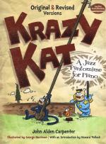 John Alden Carpenter: Krazy Kat - A Jazz Pantomime For Piano (Original And Revised Versions) Sheet Music