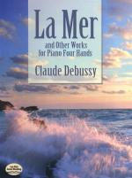 Claude Debussy: La Mer And Other Works For Piano Four Hands Sheet Music