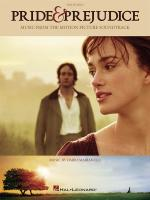 Pride And Prejudice: Music From The Motion Picture Soundtrack - Violin Sheet Music