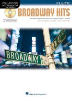 Flute Play-Along: Broadway Hits Sheet Music