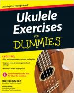 Ukulele Exercises For Dummies Sheet Music