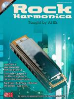 Al Ek: Rock Harmonica Sheet Music
