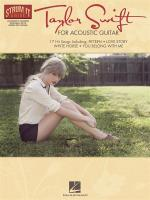 Strum It Guitar: Taylor Swift Sheet Music
