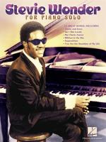 Stevie Wonder: Piano Solo Sheet Music