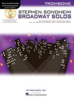 Trombone Play-Along: Stephen Sondheim - Broadway Solos Sheet Music