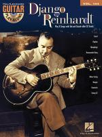 Guitar Play-Along Volume 144: Django Reinhardt Sheet Music