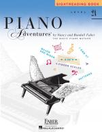 Piano Adventures: Sightreading Book - Level 2A Sheet Music
