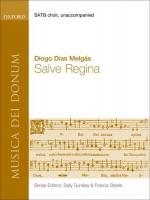 Diogo Dias Melgás: Salve Regina Sheet Music