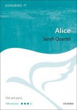Sarah Quartel: Alice Sheet Music