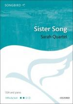 Sarah Quartel: Sister Song Sheet Music