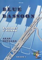 Alan Bullard: Blue Bassoon Sheet Music