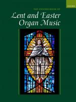 The Oxford Book Of Lent And Easter Organ Music Sheet Music