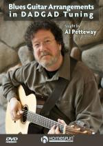 Al Petteway: Blues Guitar Arrangements In DADGAD Tuning Sheet Music