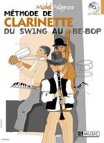 Methode De Clarinette Du Swing Au Be-Bop Sheet Music