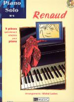 Piano solo, No. 4 : Renaud Sheet Music